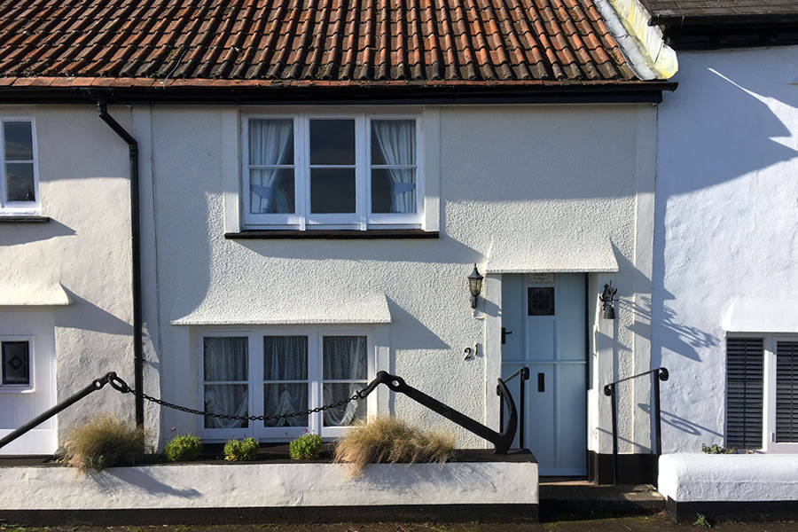 Anchor Cottage in Minehead